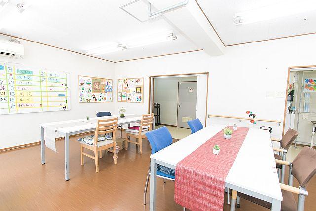食堂の写真4