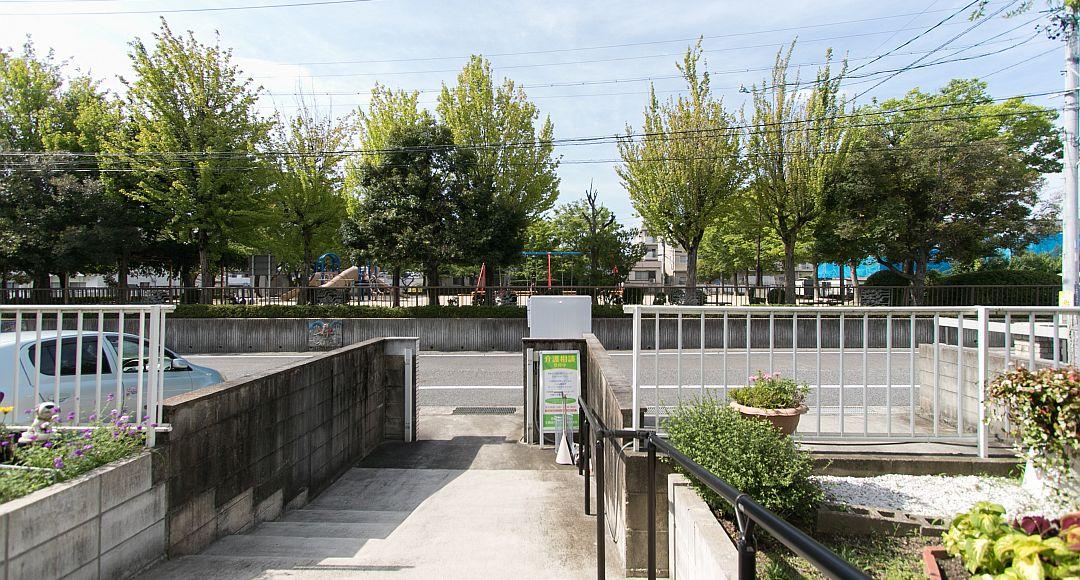 仲作田公園の写真